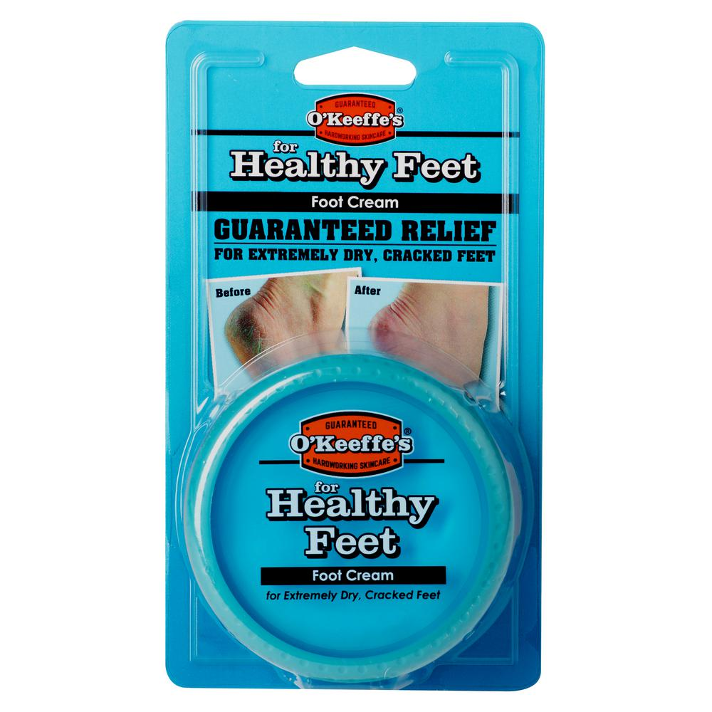 O'Keeffe's 3.2 oz. Cream for Healthy Feet