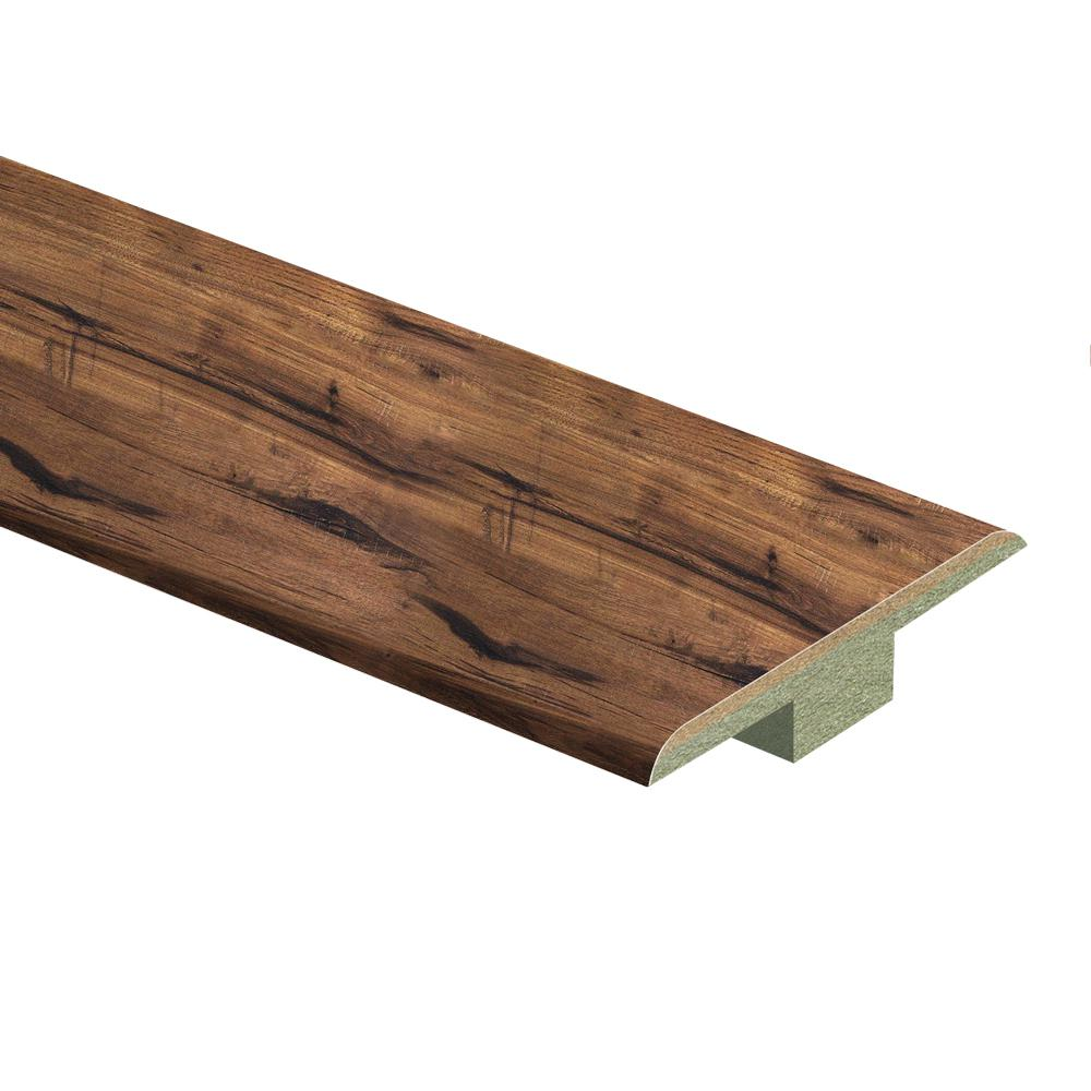 Creekbed Hickory 7/16 in. Thick x 1-3/4 in. Wide x 72