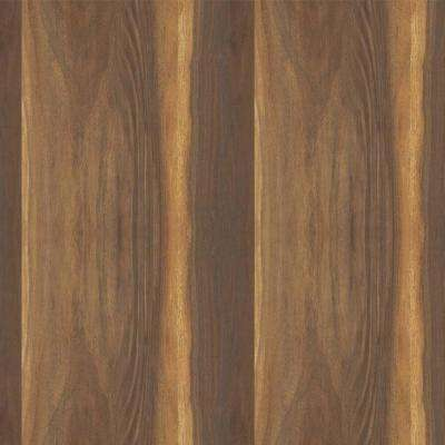 4 ft. x 8 ft. Laminate Sheet in 180fx Wide Planked Walnut with Natural Grain Finish
