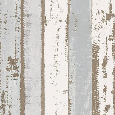 Authentic Walls Series Vintage Wooden Planks Wallpaper