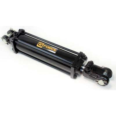 4 in. Bore 8 in. ASAE Stroke Tie Rod Hydraulic Cylinder