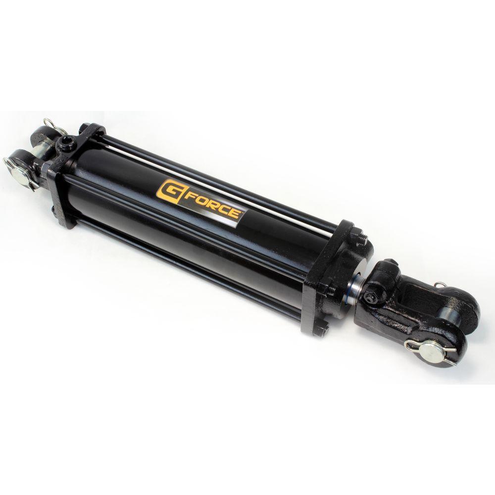 GForce 4 in. Bore 10 in. Stroke Tie Rod Hydraulic Cylinder