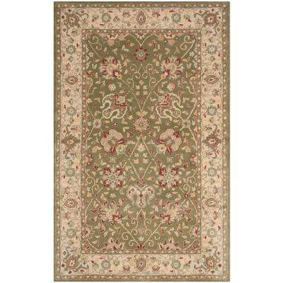 Sage Area Rugs Rugs The Home Depot