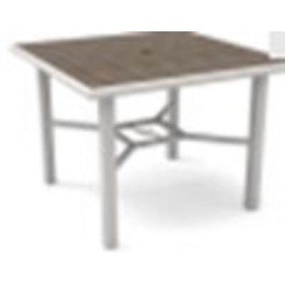 Marina Point Steel Outdoor Patio Dining Table
