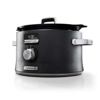 5.3 Qt. Digital Saute Slow Cooker