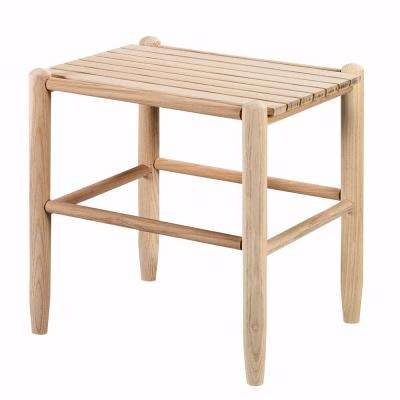 Unfinished Classic Rocker Patio Side Table · Home Decorators Collection ...