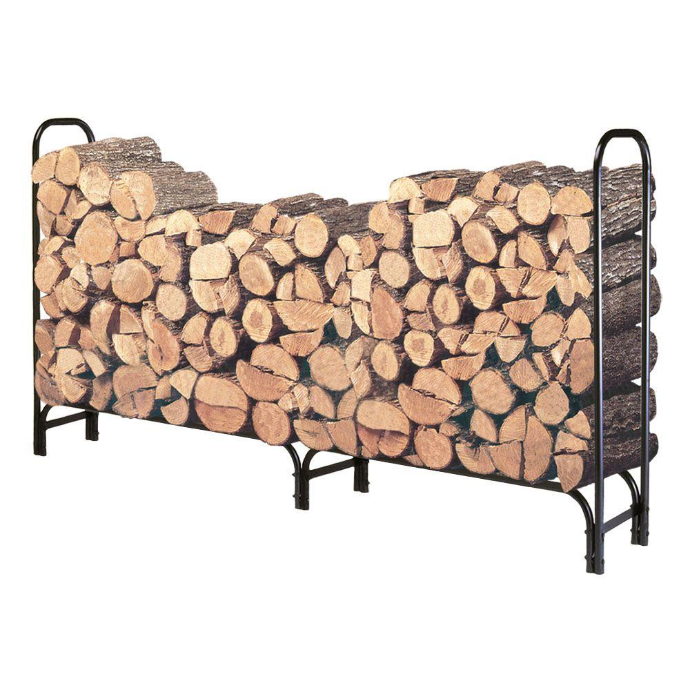 LANDMANN 8 ft. Firewood Rack