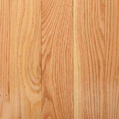 American Originals Natural Red Oak 3/4 in. T x 3-1/4 in. W x Varying Lengths Solid Hardwood Flooring (22 sq. ft. / case)