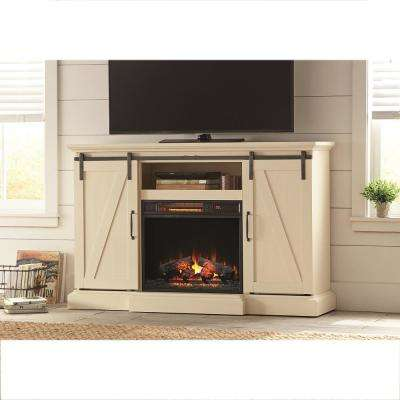 furniture living driftwood electric stands centers shop fireplace inch and bhg corner entertainment room highboy com wood brown tv stand