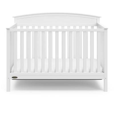 Benton White 4 in-1-Convertible Crib