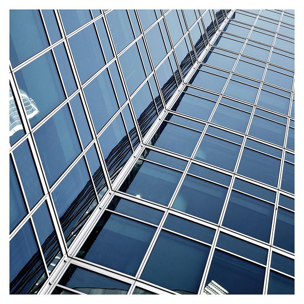 48 in. x 100 ft. NC20 High Performance Heat Control Daytime Privacy Nichrome 20 (Dark) Window Film