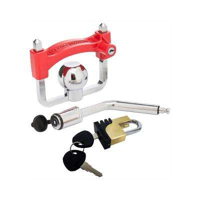Coupler Anti-Theft Lock Kit
