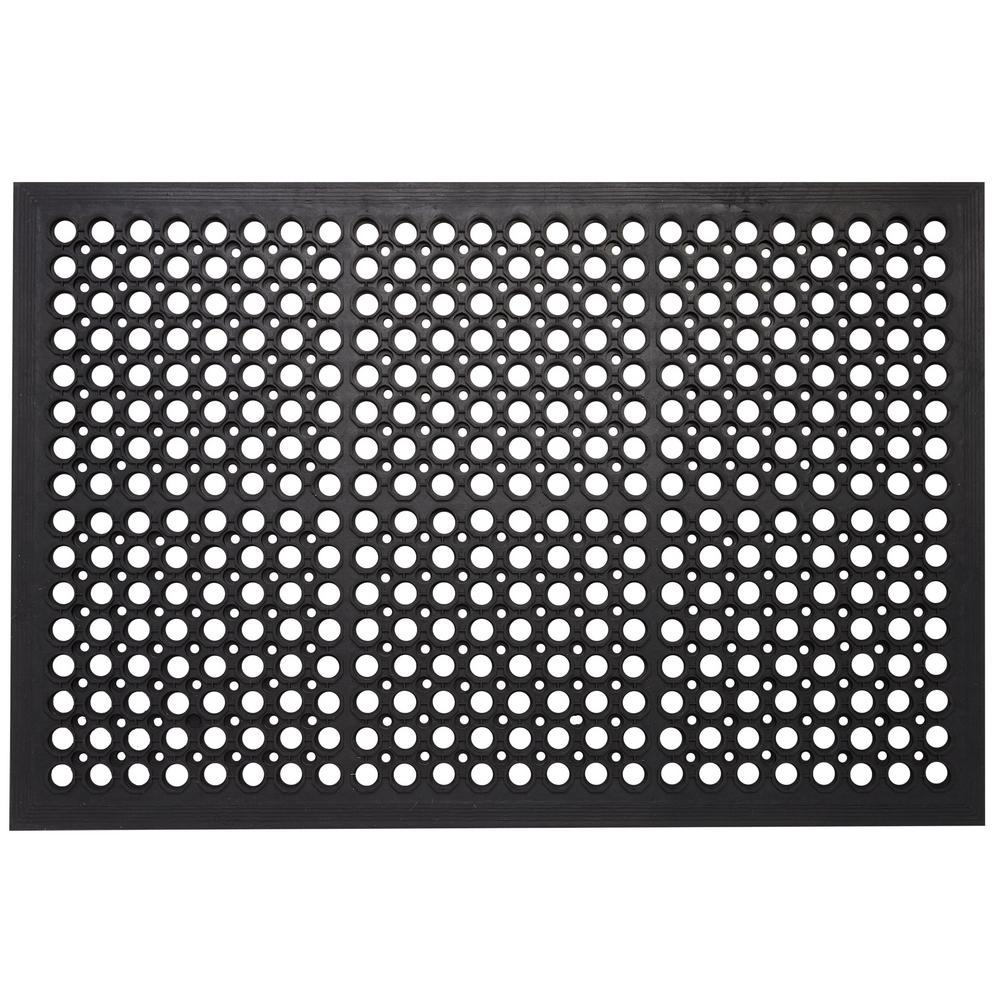 Envelor Indoor Outdoor Mats Durable Anti Fatigue 36 In X 24 Commercial