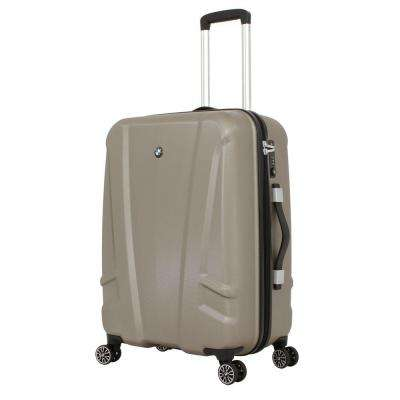 23 in. Champagne Hardside Spinner Suitcase