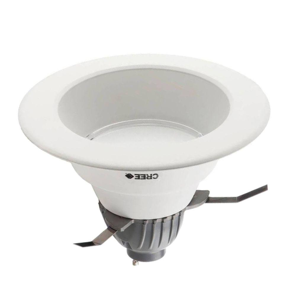 EcoSmart 6 in. 65W Equivalent Soft White (2700K) Dimmable LED Down Light with GU24 Base (4-Pack)
