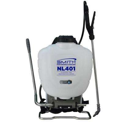 4 Gal. Cleaning and Restoration No Leak Back Pack Sprayer