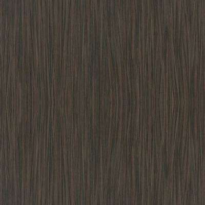 4 ft. x 8 ft. Laminate Sheet in Wenge Strand with Matte