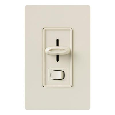 Skylark 450-Watt/600 VA Single-Pole Magnetic Low-Voltage Dimmer - Light Almond