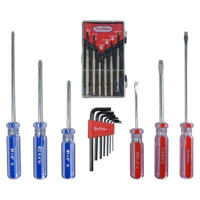 Screwdriver Set (20-Piece)