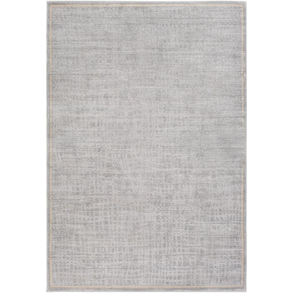 Surya Tranquil Light Gray 8 Ft X 10 Area Rug Tql1003 810 The Home Depot