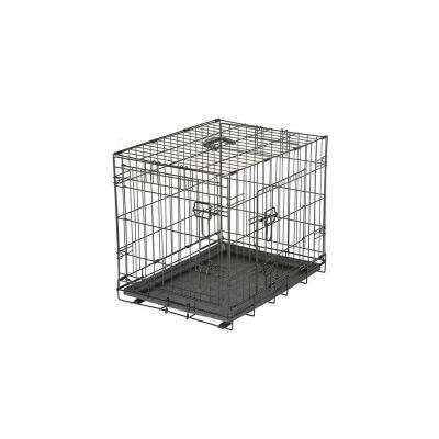 24 in. x 20 in. x 18 in. Small Wire Dog Crate