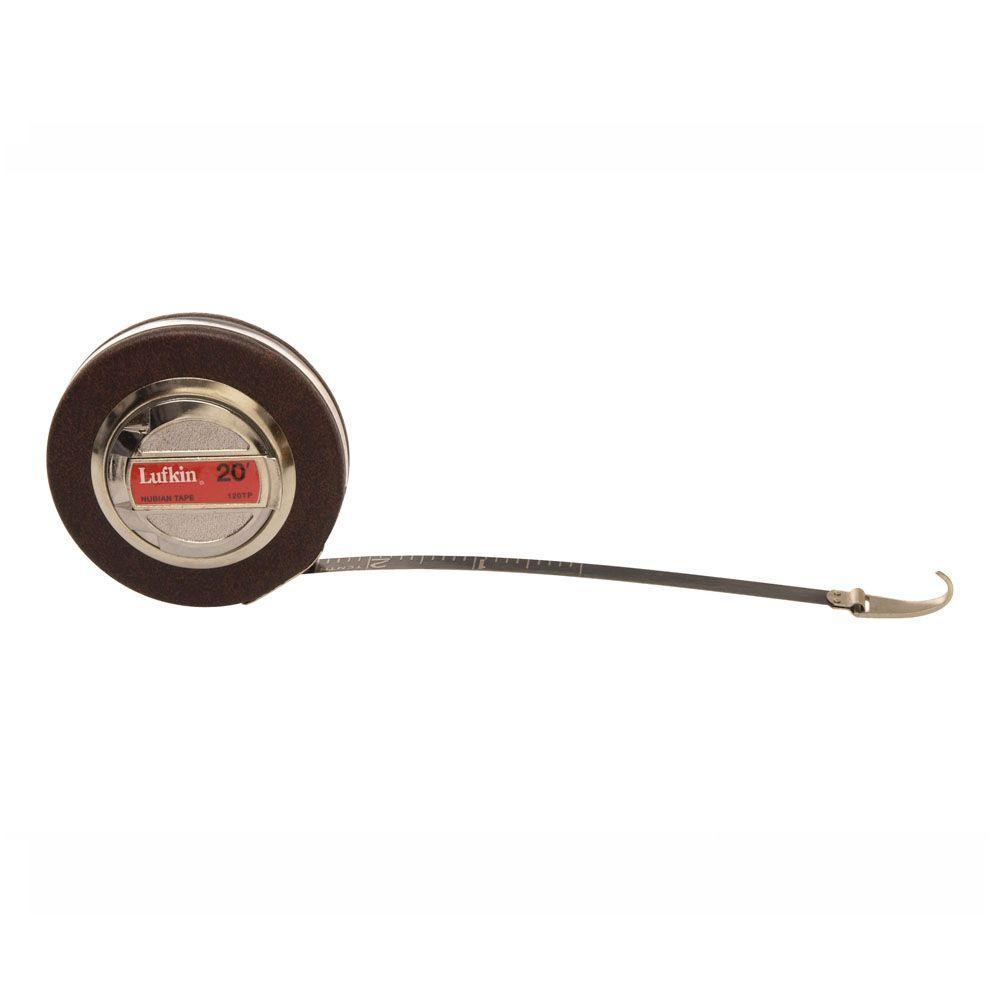 Lufkin 3/8 in. x 20 ft. Artisan Diameter and Tree Tape Measure