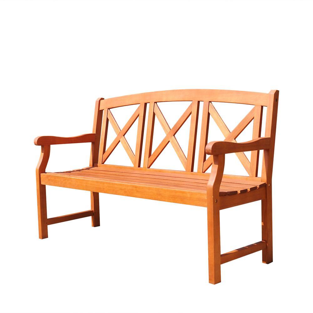 Malibu 5 ft. Patio Bench