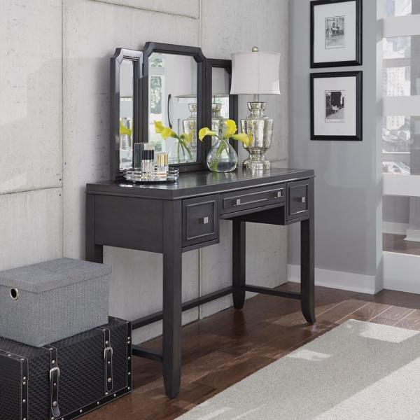 Home Styles 5th Avenue Vanity and Bench 5436-72