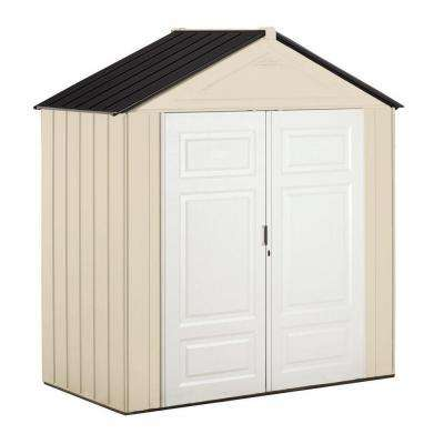 Big Max Junior 3 ft. 8 in. x 7 ft. 3 in. Resin Storage Shed