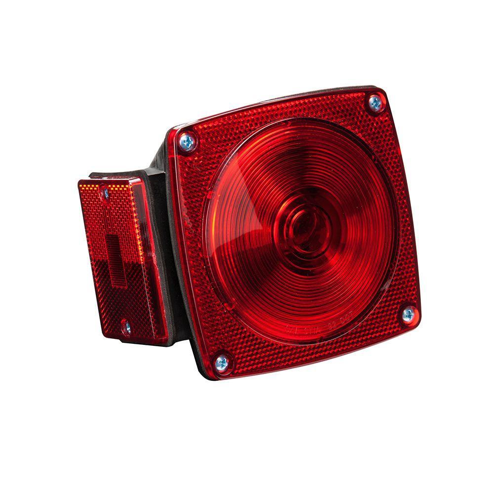 Under 80 in. Right/Curbside 7-Function Rear Light