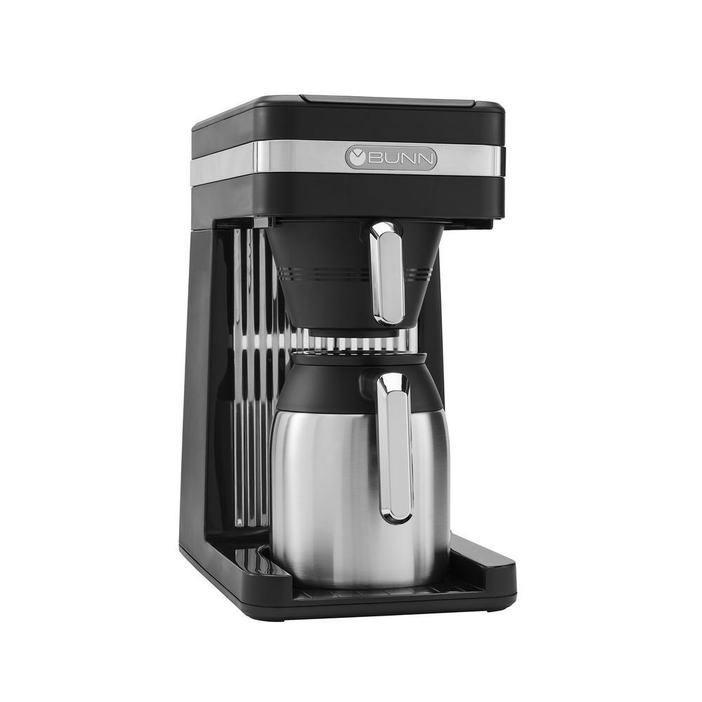 Bunn Speed Brew 10 Cup Thermal Black Drip Coffee Maker