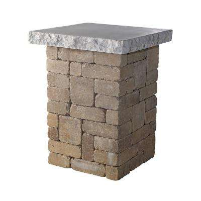 24 in. Santa Fe Lakeland Pillar
