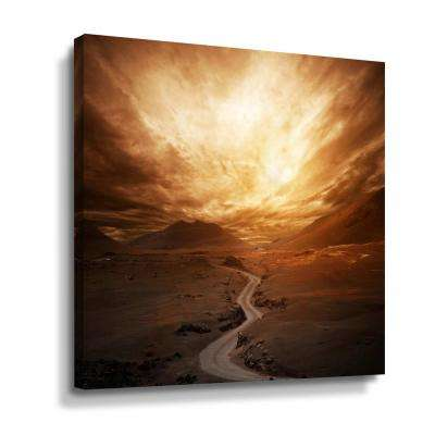 Sunset' by PhotoINC Studio Canvas Wall Art
