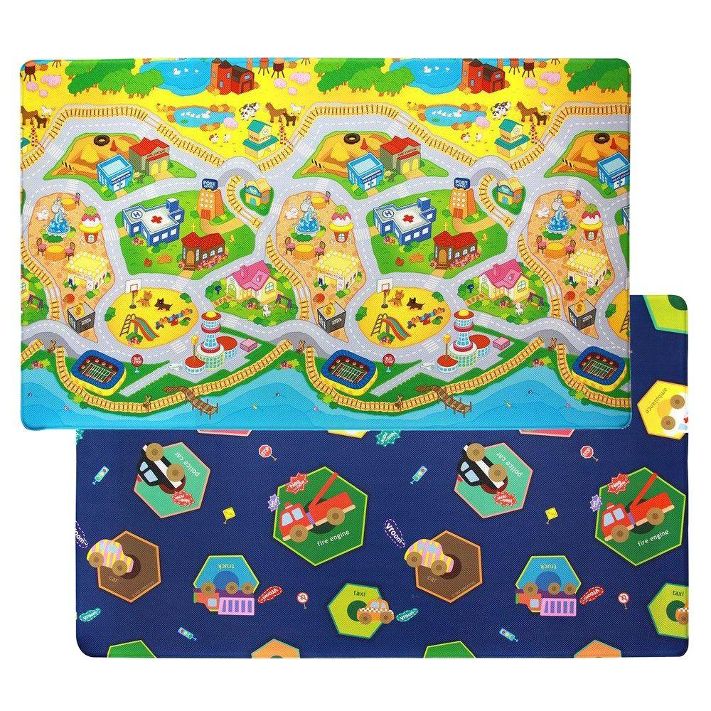 baby vtech giggle little bunting mat play glow friendlies