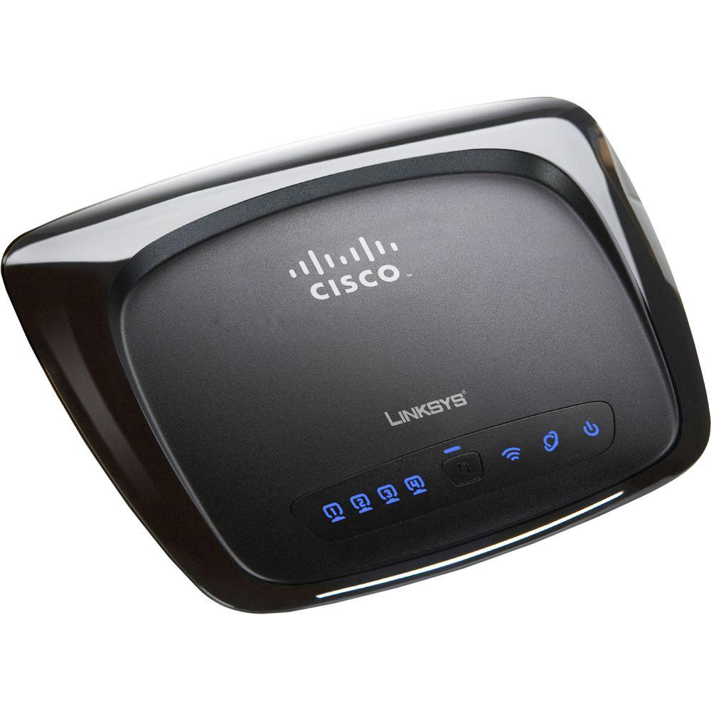 Linksys Wireless N Broadband Router-DISCONTINUED