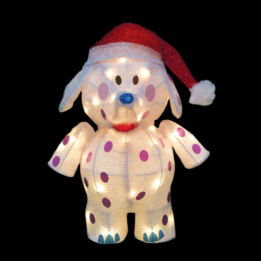led 3d pre lit misfit elephant - Misfit Toys Outdoor Christmas Decorations