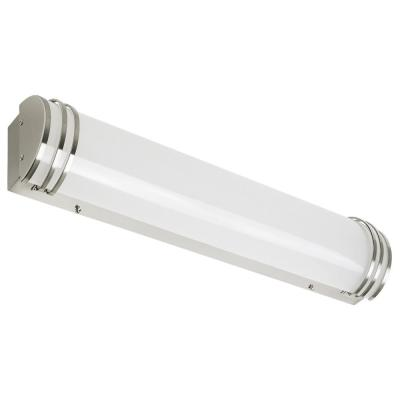 48 in. LED Wall Mounted Bath Vanity Light Bar LED Fixture with Frosted Lens in Cool White 4000K