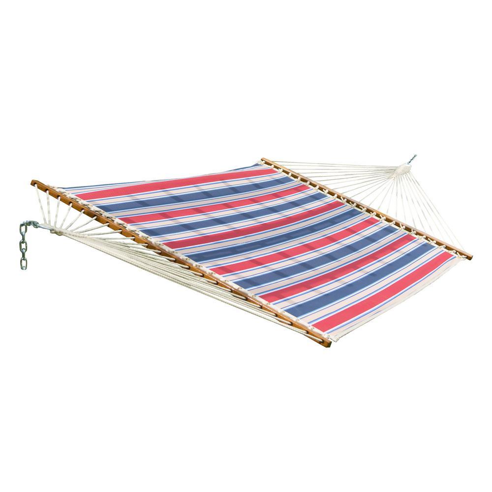 13 ft  midnight stripe hammock hammocks   patio furniture   the home depot  rh   homedepot