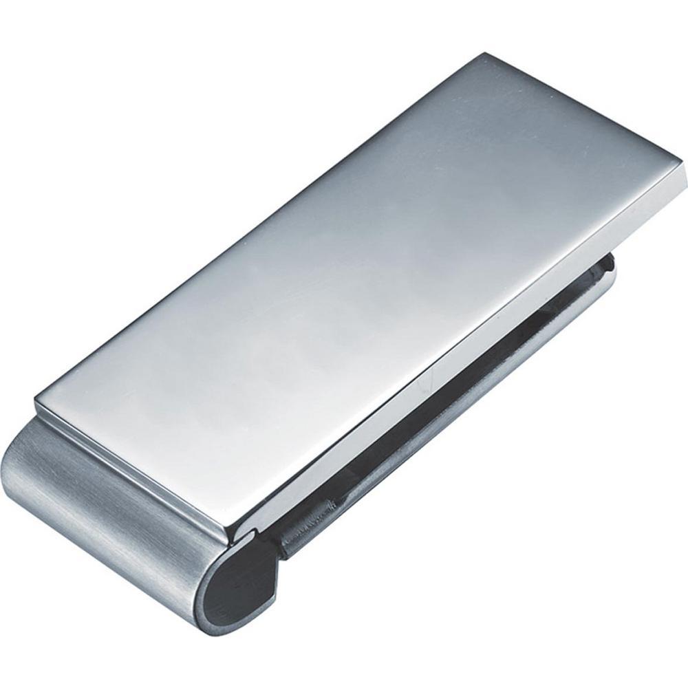 Hawthorne Plain Stainless Steel Money Clip