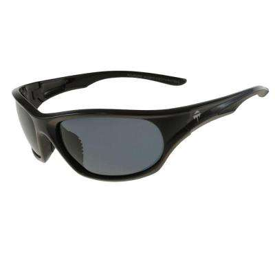 Zero Tension Dark Brown Tesla Sunglasses