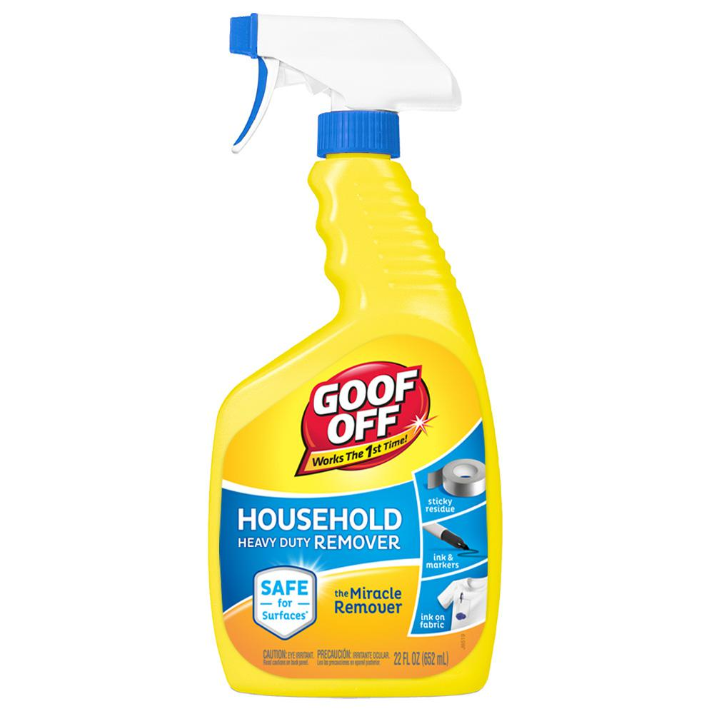 Goof Off 22 oz. Heavy Duty Spot Remover and Degreaser