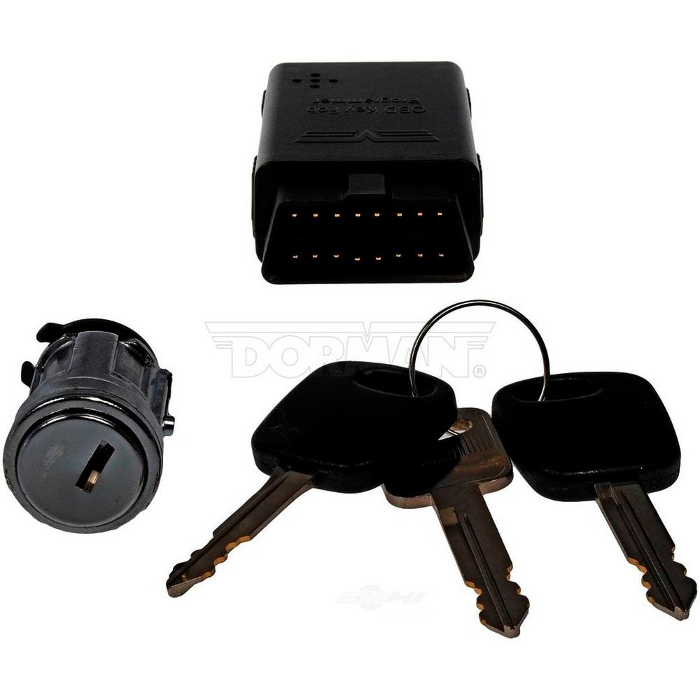 New Ignition Switch Cylinder Replacement Repair Kit For Ford Focus 2001-2004
