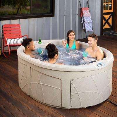 Key Largo DLX (LS200DX) 20-jet, 4-Person Spa