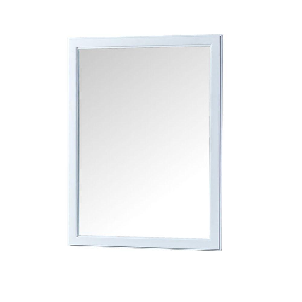 Hailey 30 in. H x 24 in. W Wall Mirror in