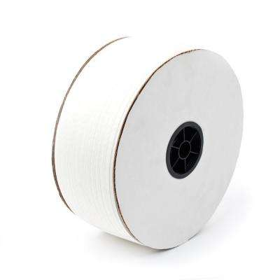3900 ft. x 1/2 in. 650 lb. Polyester Bonded Cord Hand Strapping, White