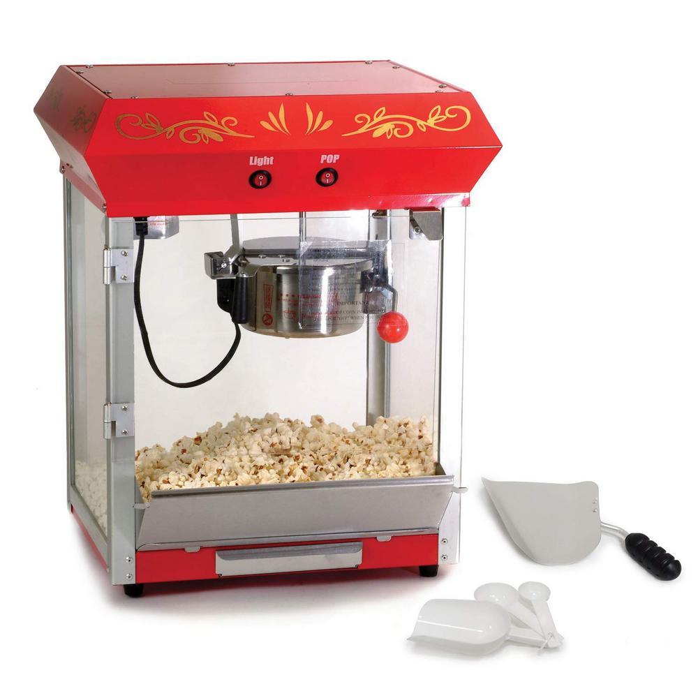 Tabletop Popcorn Popper