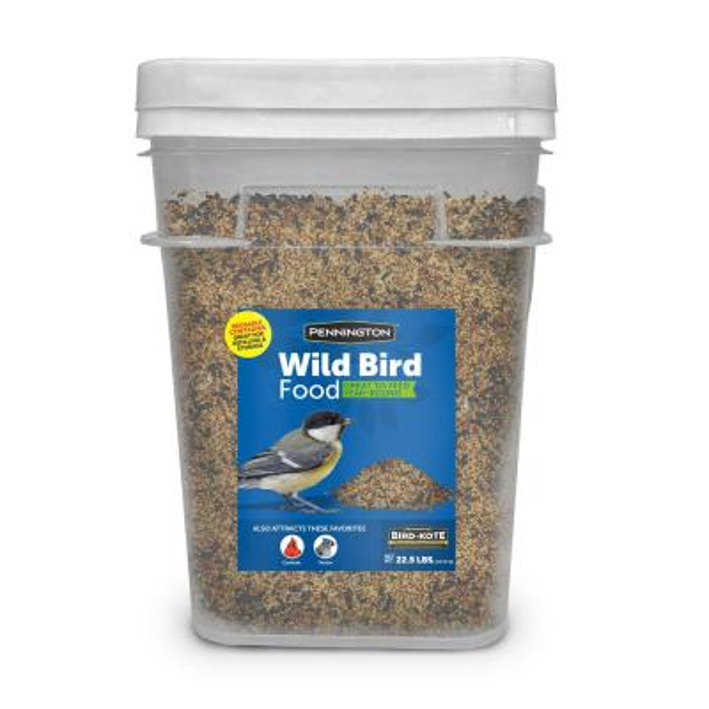 22.5 lbs. Wild Bird Food Blend Bucket