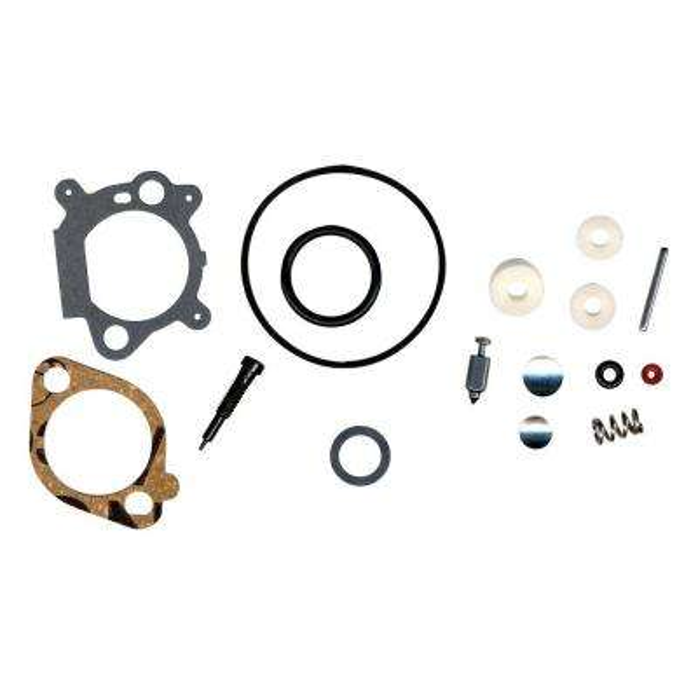 Carburetor Overhaul Kit for 3.5-4 HP Max Series Quantum and 5 HP Industrial Plus Engines