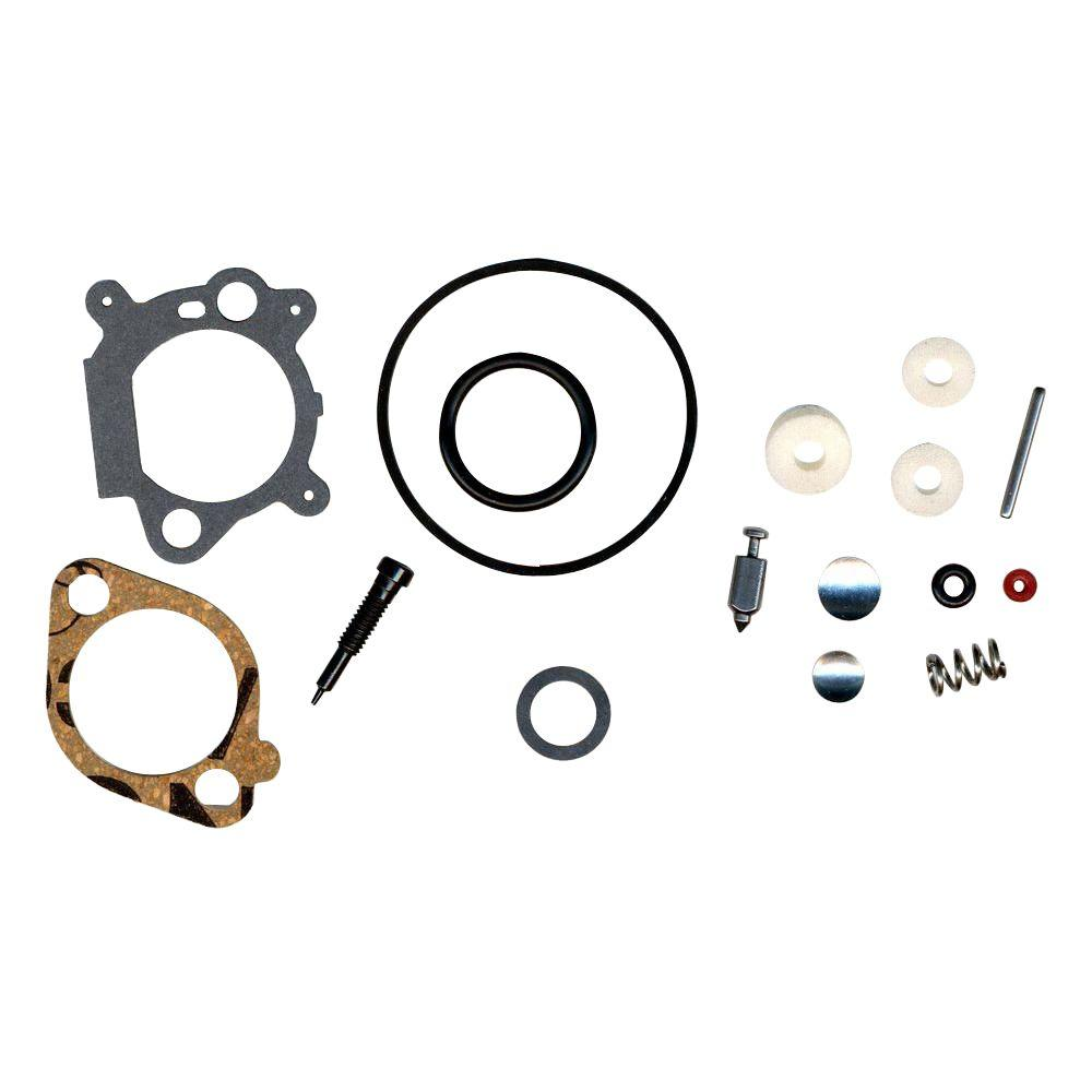 [DIAGRAM_5NL]  Briggs & Stratton Carburetor Overhaul Kit for 3.5-4 HP Max Series Quantum  and 5 HP Industrial Plus Engines-498260 - The Home Depot | Briggs And Stratton 4 5 Hp Engine Diagram |  | The Home Depot