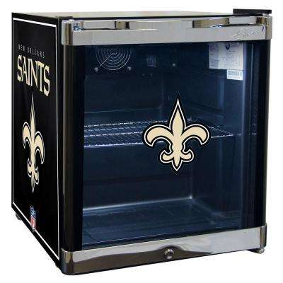 17 in. 20 (12 oz.) Can New Orleans Saints Beverage Center